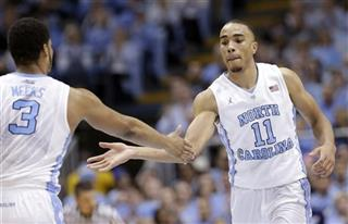 Brice Johnson, Kennedy Meeks