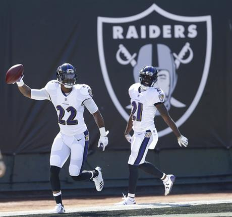 Jimmy Smith, Lardarius Webb