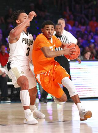 Tennessee Purdue Basketball