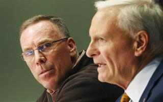 Cleveland Browns introduce new GM John Dorsey, December 8, 2017