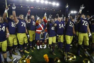 USC Notre Dame Football