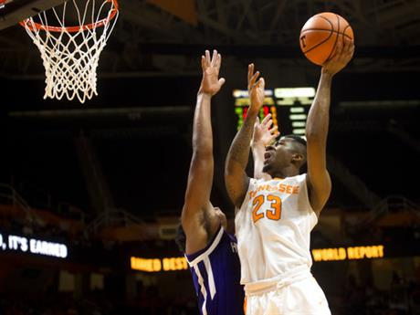 High Point Tennessee Basketball
