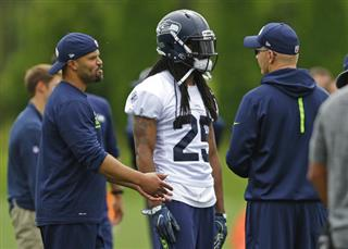 Kris Richard, Darrell Bevell, Richard Sherman