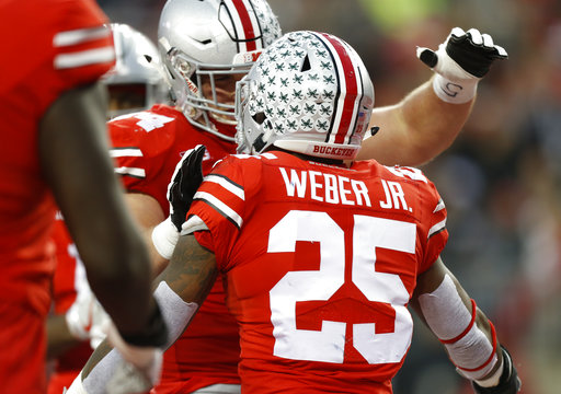 Mike Weber, Billy Price