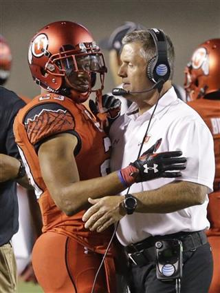Devontae Booker, Kyle Whittingham