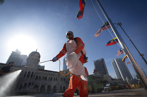Asia Today: Melbourne ready to ease rules with 1 new ca...