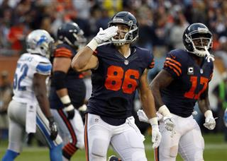 Zach Miller, Alshon Jeffery