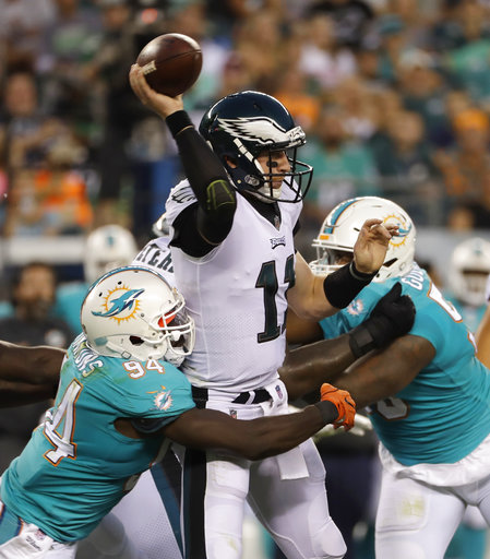 Dolphins Preview Football