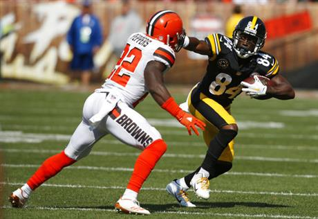 Antonio Brown, Jabrill Peppers