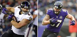 Ravens Tight Ends Football