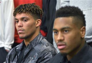 Trey Lewis, Damion Lee