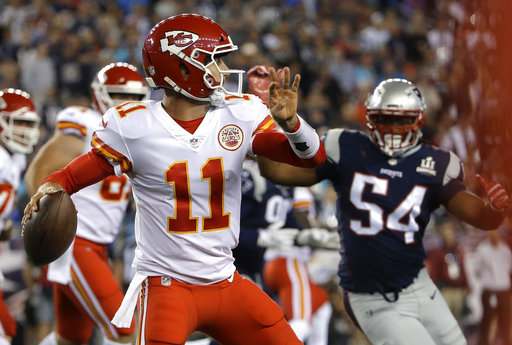 Alex Smith, Dont'a Hightower
