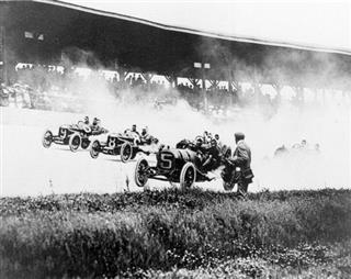 Indy 500 First Indianapolis 500 Auto Racing