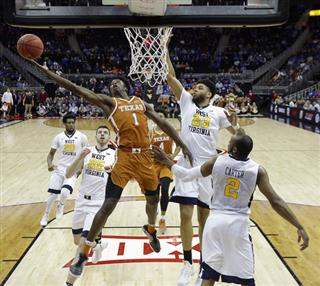 B12 Texas West Virginia Basketball