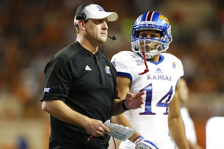Kansas Texas Football