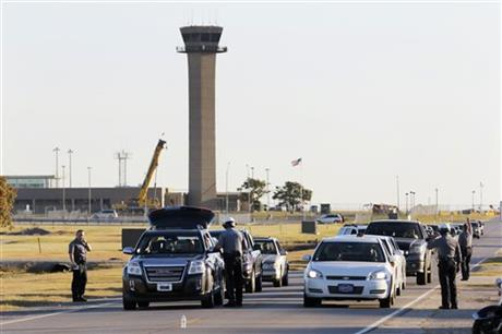 Airport Shooting-Oklahoma City