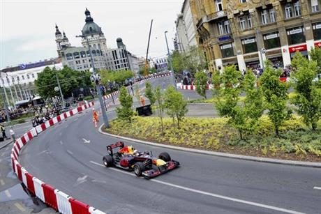 Hungary Great Race
