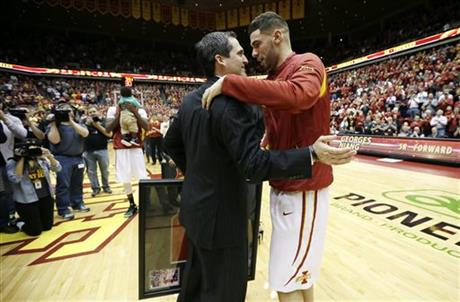 Steve Prohm, Georges Niang