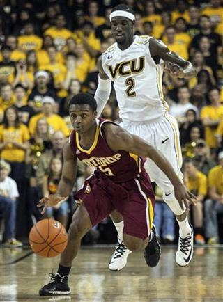 Winthrop VCU Basketball