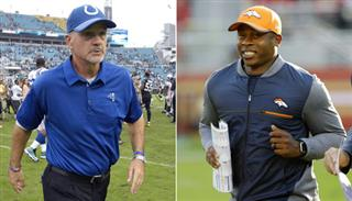Broncos Colts Football
