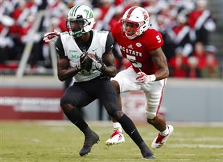 Marshall NC State Football