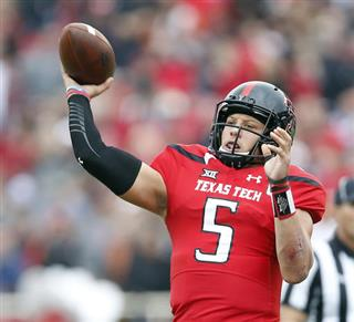 Baylor Texas Tech Football