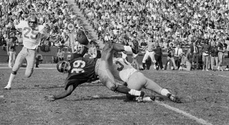 All-Time AP Poll 1970s Football
