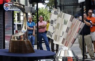 NASCAR Trophy Tour Auto Racing