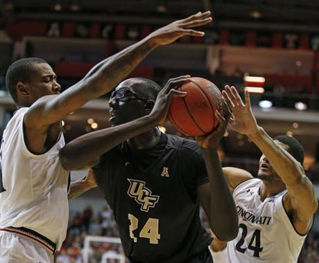 Tacko Fall, Gary Clark, Kyle Washington