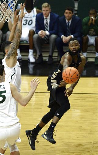 Wake Forest Charlotte Basketball