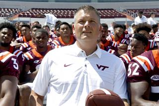 Virginia Tech E Carolina Football