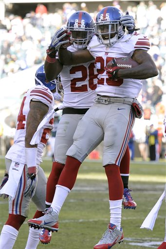 Will Hill, Antrel Rolle