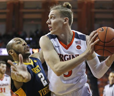 Kyle Guy, Jevon Carter