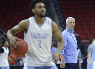 Roy Williams, Joel Berry II