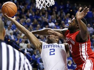 Aaron Harrison, Justin Alston