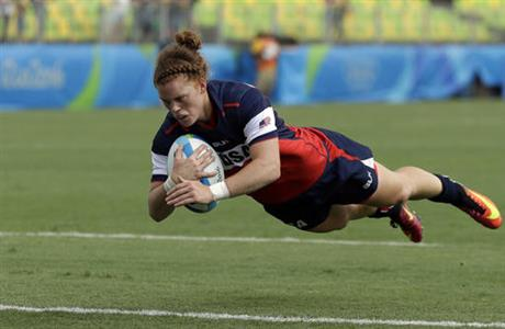Rio Olympics Rugby Women