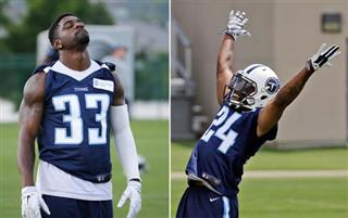 Titans Cornerback Competition Football