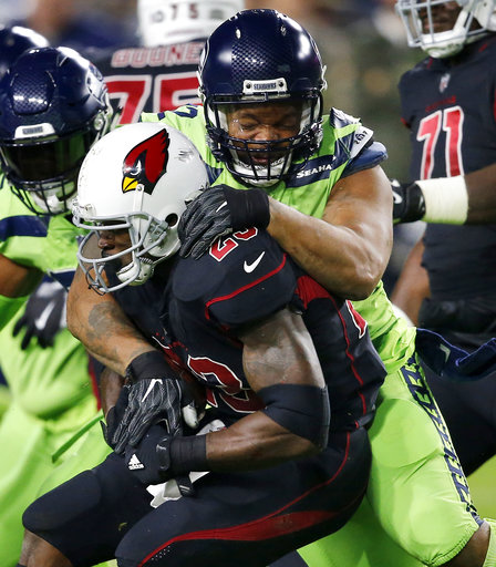 Seahawks Cardinals Football