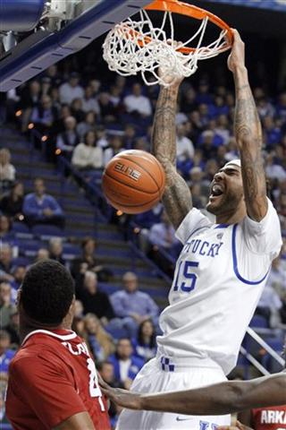 Willie Cauley-Stein, Coty Clarke