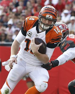 Andy Dalton, Michael Johnson