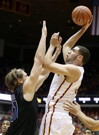Georges Niang, T.J. Shipes