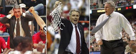 AP All-Time Top 100-Never No. 1s Basketball