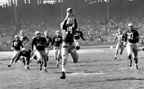 All-Time AP Poll 1950s Football