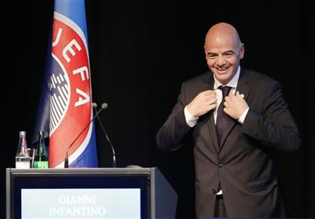 Switzerland FIFA Election
