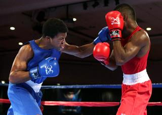 The Russell Dynasty Olympics Boxing