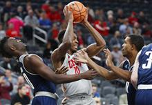 Rice UNLV Basketball