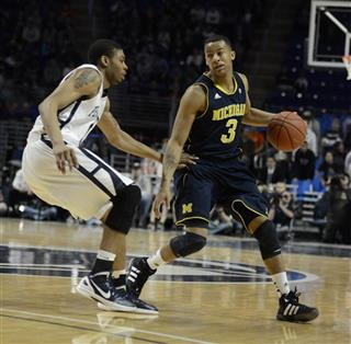 Michigan Penn St Basketball