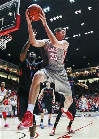 Boise St New Mexico Basketball