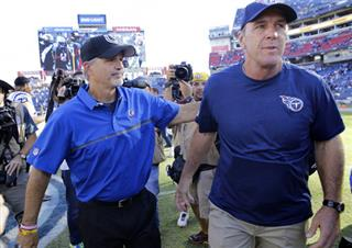 Chuck Pagano, Mike Mularkey