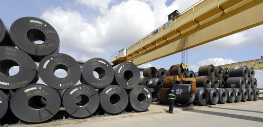Steel pipe company CEOs push for waivers from Trump's t
